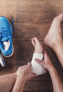 Chiropractor and PT for Foot Injuries